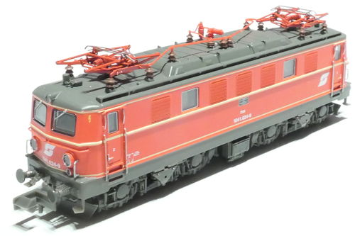 Jägerndorfer JC63010 ÖBB 1041.024-9 orange
