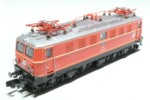 Jägerndorfer JC63030 ÖBB 1041.05 orange
