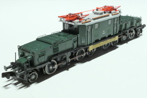 Jägendorfer JC62042 ÖBB 1189.06 green Sound