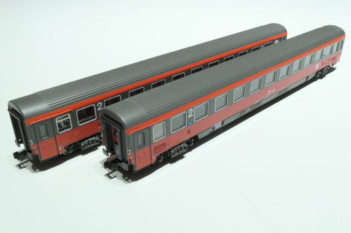 LS-Models 77122 ÖBB 2x 2nd class EC car