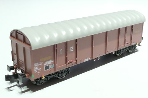 MTR-Exclusive ME100103-A SNCF Tams brown