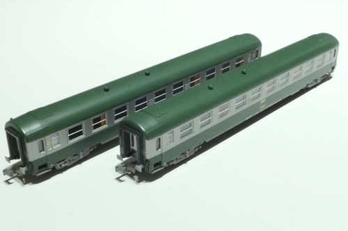 REE Models NW-141 SNCF 2x passenger car