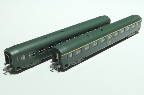 REE Models NW-140 SNCF 2x passenger car