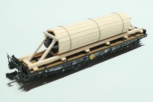 Fleischmann 845514 DB heavy load car