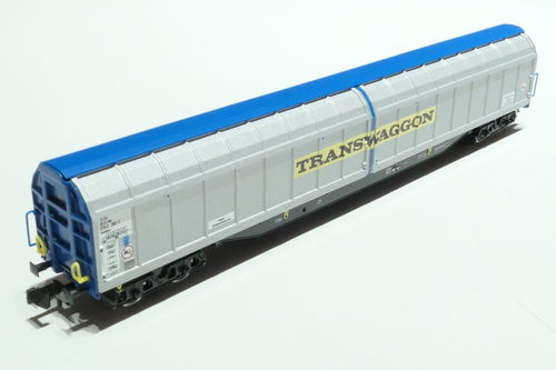 Fleischmann 838310 DB Transwaggon sliding wall car