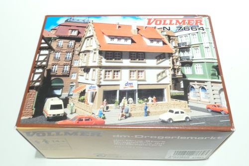 Vollmer 47664 kit DM drugstore