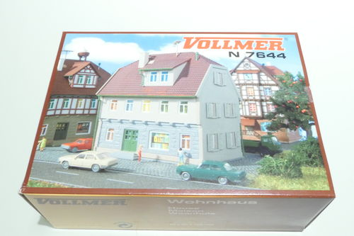 Vollmer 47644 Kit residential building