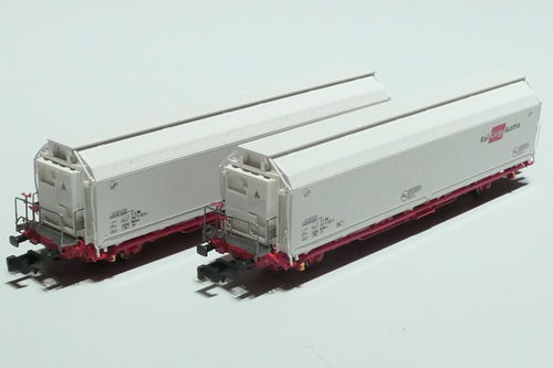 Mabar 86513 ÖBB 2x 2axl fridge car