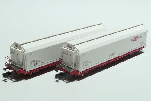 Mabar 86514 ÖBB 2x 2axl fridge car