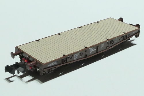 Fleischmann 845603 ÖBB 4axl heavy load car