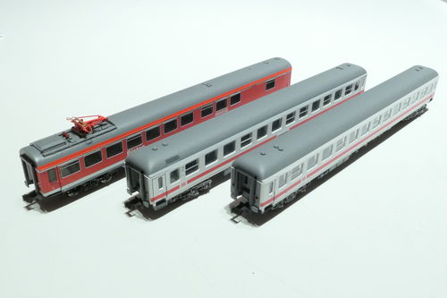 Minitrix 15887 DB AG 3piec set passsenger car