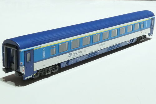 ASM 195453 CD 1st class passanger car gray blue