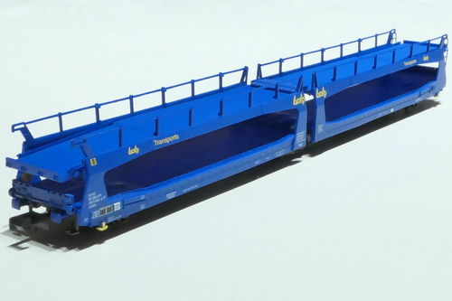 MF Train 33270  SBB 3 axl car dolly Goth blue