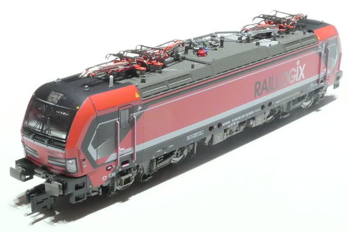 Fleischmann 739398 DB AG Raillogix 193 627-7 red