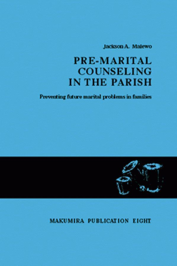 Pre-Marital Counselling in the Parish