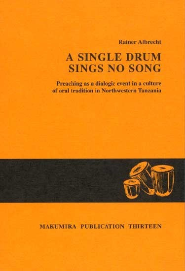 A Single Drum Sings no Song