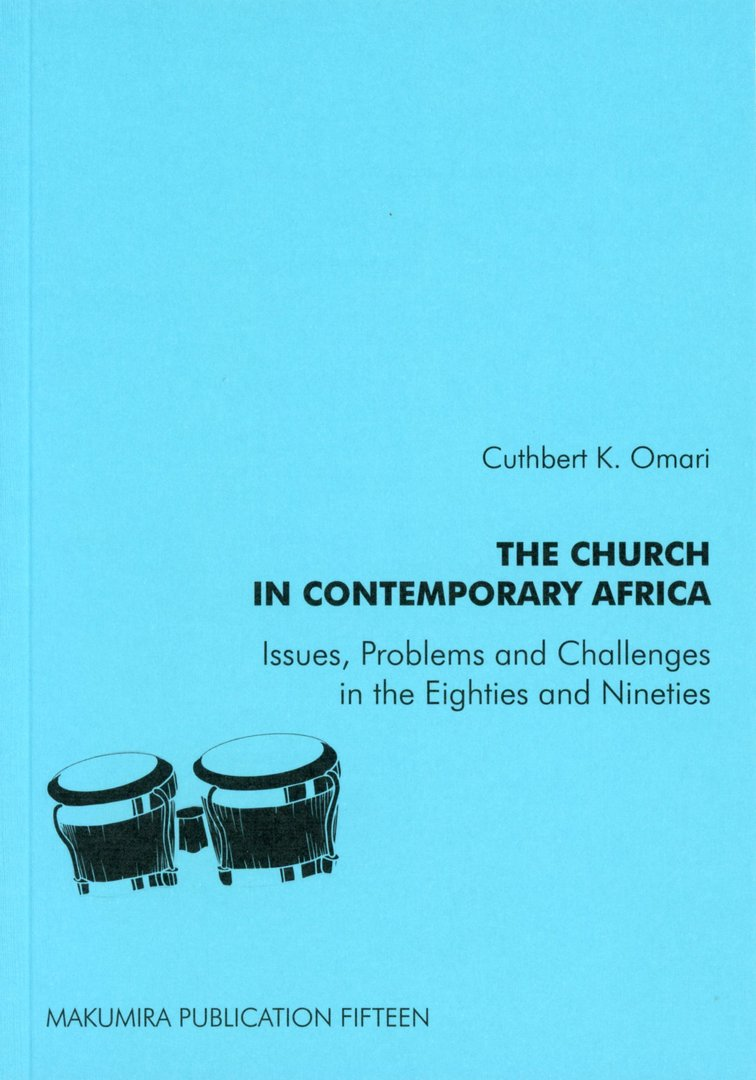 The Church in Contemporary Africa