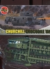 AX 02321 Churchill Crocodile Tank 1/76