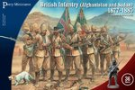 PM 030 British Infantry in Afghanistan Sudan 1877-85
