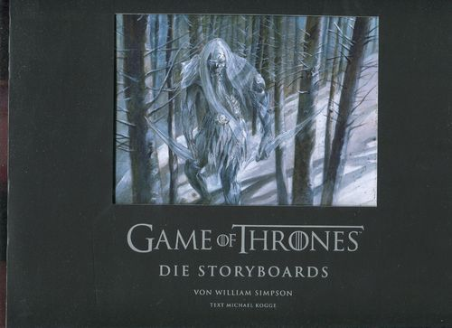 GOT Games of Thrones - Die Storyboards