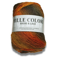 "Lang Yarns ""Mille Colori Socks & Lace"""