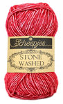 "Scheepjes Stone Washed ""Red Jasper"", Farbe 807"