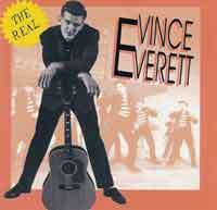 VINCE EVERETT  The Real Vince Everett  CD  HYDRA