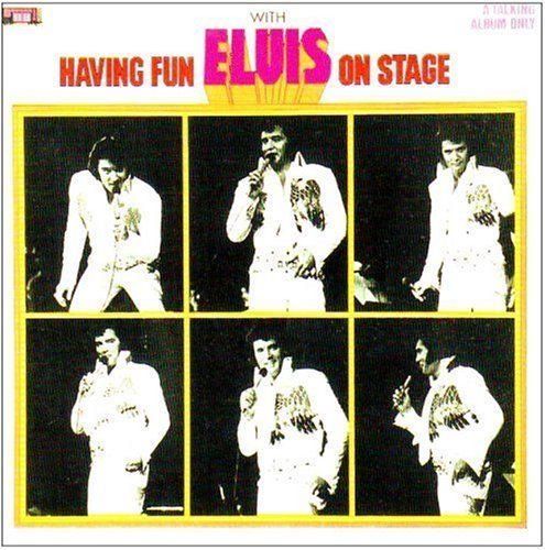 ELVIS PRESLEY  Having Fun With Elvis On Stage  LP  VIK