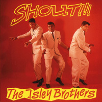 ISLEY BROTHERS  Shout  CD  BEAR FAMILY
