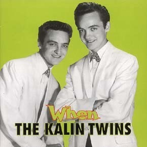 KALIN TWINS  When  CD  BEAR FAMILY