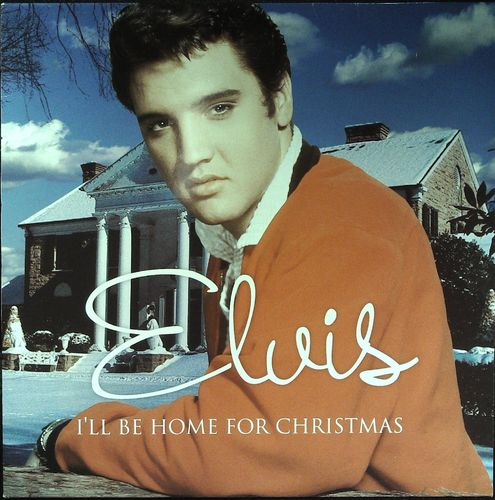 "ELVIS PRESLEY  I´ll Be Home For Christmas  10"" LP  RCA"