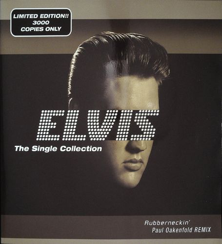ELVIS PRESLEY  Rubberneckin´ -Single Collection (3CD 1Maxi LP)Limited  CD  RCA