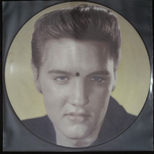 ELVIS PRESLEY  Elvis (Picture Disc)  LP  PD