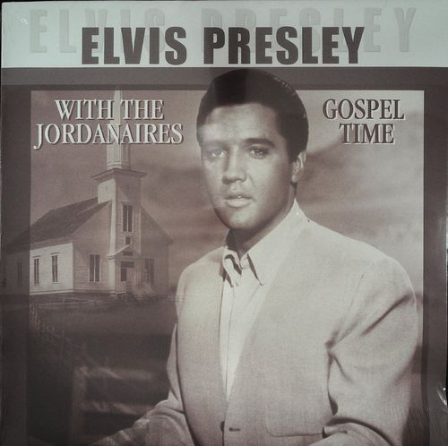 ELVIS PRESLEY  Gospel Time with Jordanaires  LP  DMM