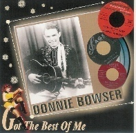 DONNIE BOWSER  Got The Best Of Me  CD  HYDRA
