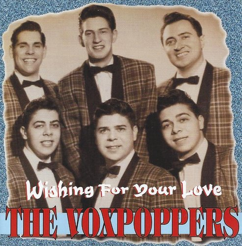 VOXPOPPERS  Wishing For Your Love  CD  HYDRA