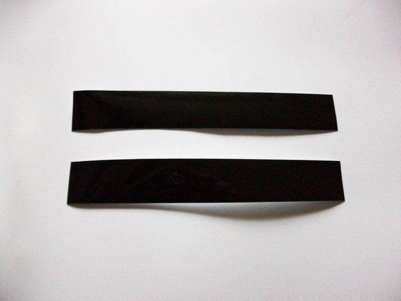 schwarz reflexfolie reflektorfolie refllektionsfolie. Black Bedroom Furniture Sets. Home Design Ideas
