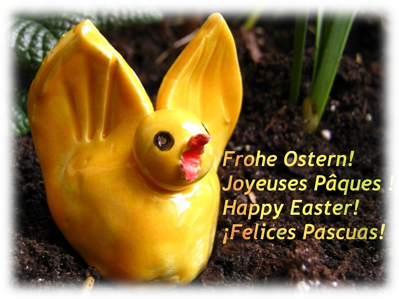 Fohe Ostern