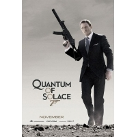 James Bond - Quantum of Solace - Title 2008