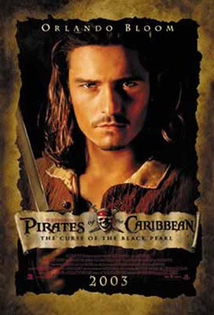 Will Turner - Fluch der Karibik