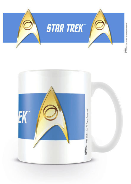 Star Trek - Sciences Blue