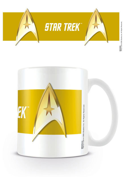 Star Trek - Sciences Gold