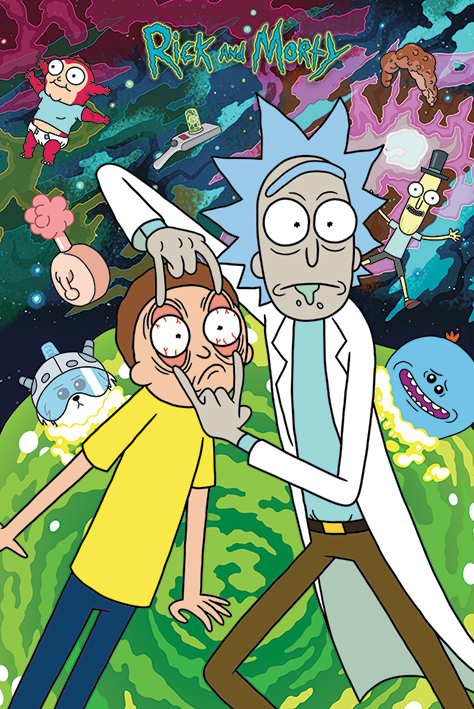 Rick und Morty - Watch