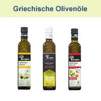 Olivenöle aus Griechenland