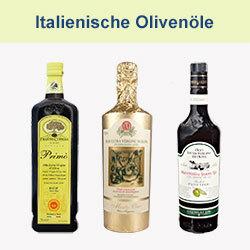Olivenöle aus Italien