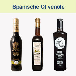 Olivenöle aus Spanien