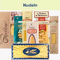 Pasta, Nudeln