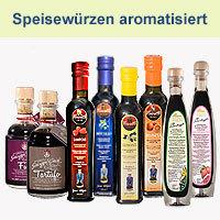 Speisewürzen aromatisiert