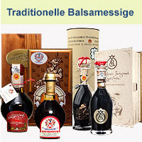 Traditionelle Balsamessige