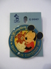 Disney Teddybear and Doll Convention Pin 1990